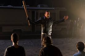 who did negan kill in u0027the walking dead u0027 season 6 finale even