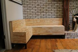 bench l shaped bench seating fancy l shaped storage bench