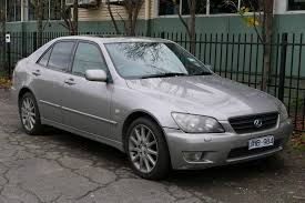 lexus awd hatchback lexus is wikipedia