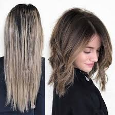 Frisuren Lange Haare Vorher Nachher by Die Besten 25 Vorher Nachher Frisuren Ideen Auf Haare