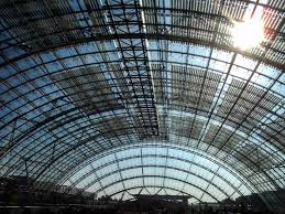 free images structure glass building line modern