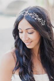 headband waves destination wedding in from mademoiselle fiona