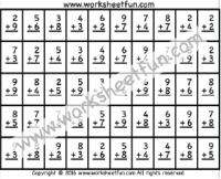 addition u2013 sums up to 20 free printable worksheets u2013 worksheetfun