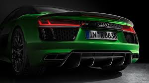 Audi R8 Green - audi r8 spyder v10 plus is brand u0027s fastest convertible ever made