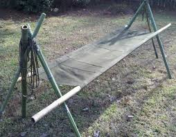 A Frame Bed Airsoft View Topic Nva Rack Ops Your Jungle Bed