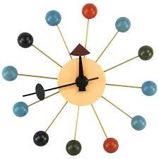 Pendules De Cuisine Originales by Tendance Les Horloges Minimalistes Retro Modern Art Prints Par