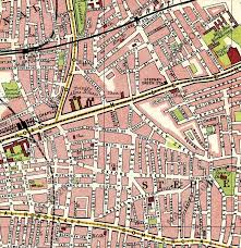Regensburg Germany Map by Haring History