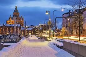 Pacote de viagem para Finlândia 2016