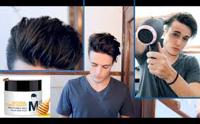 do it yourself hairstyles gatsby you tube messy pompadour mens hair tutorial hairstyle youtube