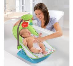 Baby Bath Chair Argos Buy Summer Infant Deluxe Bather With Toy Bar At Argos Co Uk Your