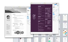 Pages Resume Templates Free Mac Pages Resume Template One Page Resume Template Free Best