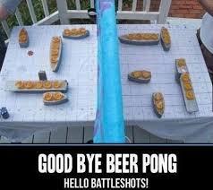 Beer Pong Meme - good bye beer pong jpg
