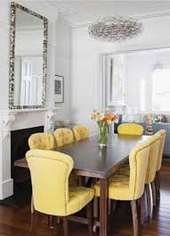 Yellow Dining Chair Yellow Chester Chairs Interiors By Color