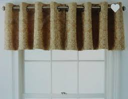 Grommet Kitchen Curtains Brown Grommet Curtains Tags Cool Brown Kitchen Curtains Amazing