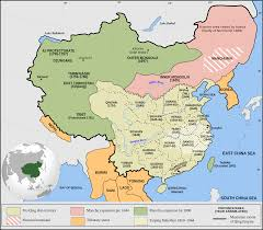 1820 Map Of United States by 1644 1820 Growth Of The Qing Empire Note There U0027s An Error On