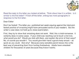 features of persuasive writing