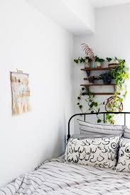 White Bedroom Corner Shelves The White Wall Controversy How The All White Aesthetic Has
