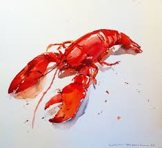best 25 lobster drawing ideas on pinterest crab painting