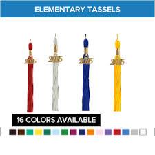 graduation tassel colors elementary graduation caps and gowns gradshop