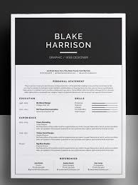 awesome resume template 50 awesome resume templates 2016