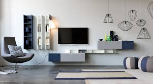 Wall Units For Televisions Contemporary Tv Wall Unit Modular Citylife 14 Doimo Cityline