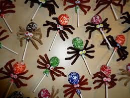 our classroom page halloween spider treats