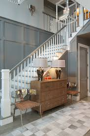 Painted Stairs Design Ideas How To Decorate Curved Staircase Wall Staircase Transitional With