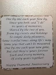 60th wedding anniversary poems anniversary cards beautiful what to write in a 60th wedding