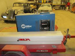 miller bobcat 225 welder generator item j3338 sold janu