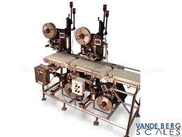 manual label applicator machine top u0026 bottom labeling reduce expensive manual labor