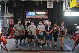 fannin county powerlifters win national titles fannin