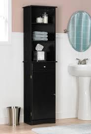 Black Bathroom Storage Black Bathroom Storage Cabinets Cusribera