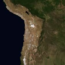 South America Satellite Map by Flooding In Chile U0027s Atacama Desert After Years U0027 Worth Of Rain In
