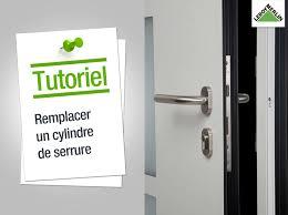 Stickers Porte Interne by Comment Remplacer Un Cylindre De Serrure Leroy Merlin