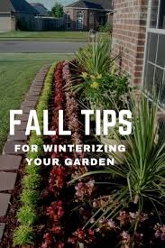 fall tips for winterizing your garden gardening know how u0027s blog