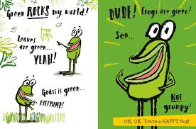 grumpy frog amazon co uk ed vere 9780141370118 books