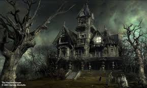 spooky house clipart animated haunted house desktop wallpaper haunted house pc