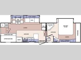 cardinal rv floor plans used 2006 forest river rv cardinal le 312bhle fifth wheel at general