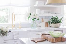 White Kitchen Design by Super Simple Yet Very Refined White Kitchen Design Digsdigs