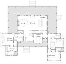 porch house plans large open floor plans with wrap around porches rest collection