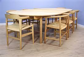 Hansen Patio Furniture by Ch 337 Pp 201 Pp 68 Dinner Set By Hans Wegner For Carl Hansen