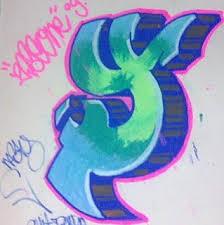 trend graffiti graffiti alphabet sketches letter y