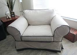 slipcover for chair and a half chair and a half slipcover slipcover swivel chair gray slipper chair