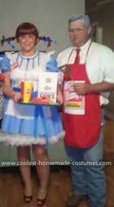 coolest dave thomas wendy u0027s couple costume