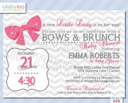brunch invitation wording baby shower luncheon invitation wording baby shower diy