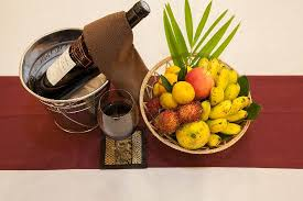 fruit boutique fruit and wine set up picture of angkor rf boutique hotel siem