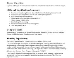 successful resume what does a successful resume look like exles of excellent