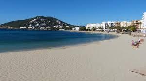 santa eulalia beach picture of grupotel santa eularia hotel