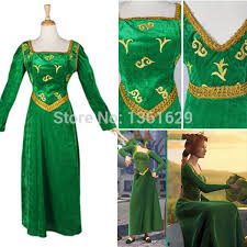 Fiona Halloween Costume 2015 Selling Halloween Costumes Cosplay Women Shrek