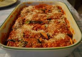 cuisiner aubergine four recette italienne le régime selon nono